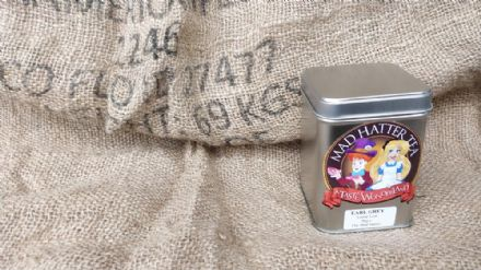 Earl Grey Loose Leaf Mad Hatter Tea (Tin 1x50g )